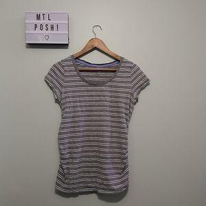 Target Liz lange Maternity shirt sz medium